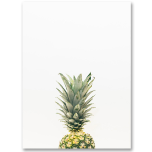 Top of Pineapple Poster